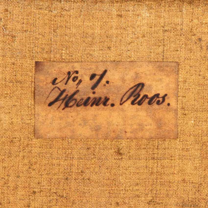 "ROOS, Johann Heinrich, ATTRIBUTED to/the SUCCESSOR (J. H. R.: 1631-1685), ""shepherds idyll"", - photo 6"