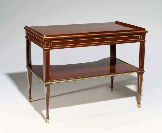 NEO-CLASSICAL WRITING AND WORK TABLE - photo 2