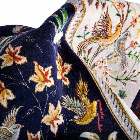 Tabriz Persian rug made of wool - photo 3