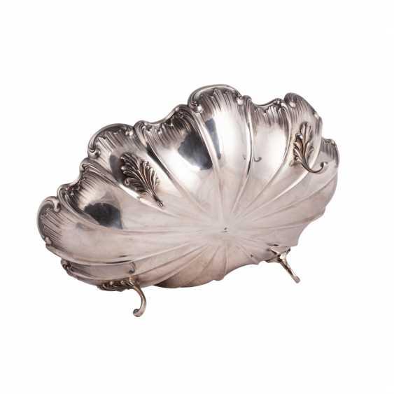Silver centres neo-Rococo - photo 3