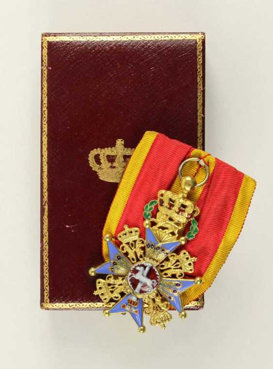Ducal Brunswick order of Henry the lion - photo 1
