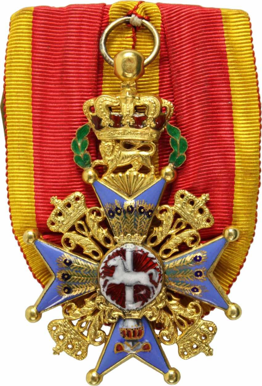 Ducal Brunswick order of Henry the lion - photo 2