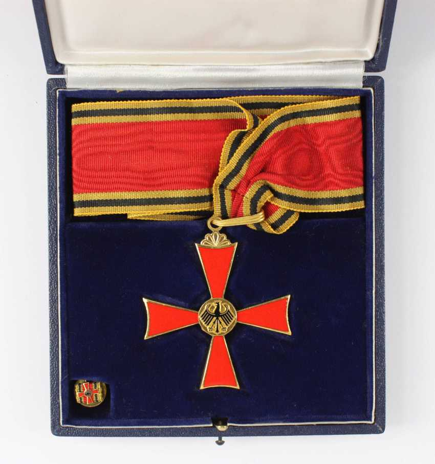 Order of merit of the Federal Republic of Germany - photo 1