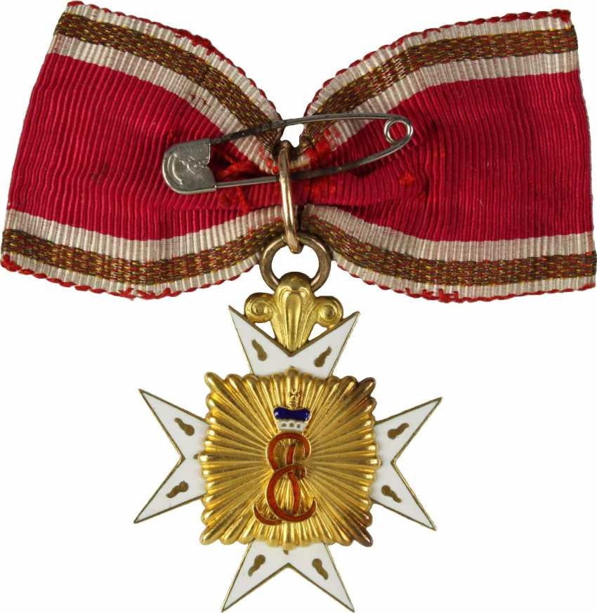 House order of the Golden flame - photo 2