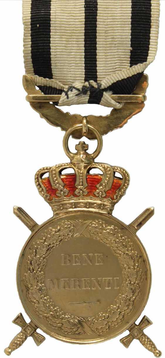 """Golden medal """"BENE MERENTI"""" - photo 2"""