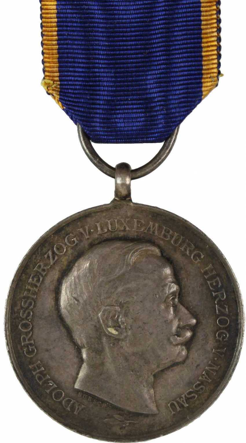 Medal of the Adolphs-order - photo 1
