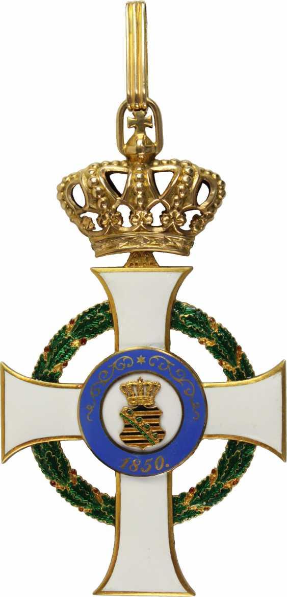 Royal Saxon Albrecht-Order - photo 3