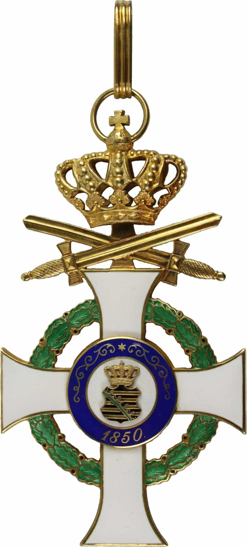 Royal Saxon Albrecht-Order - photo 2
