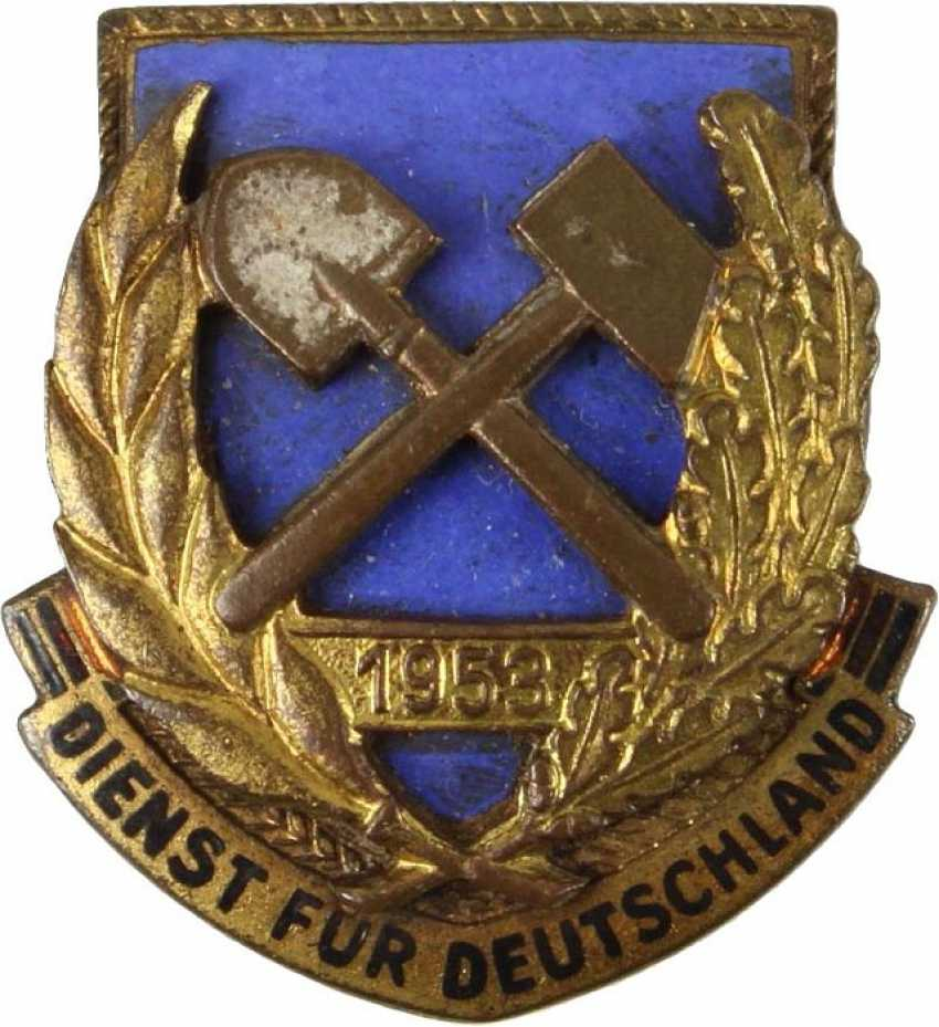 Badge service for Germany - photo 1