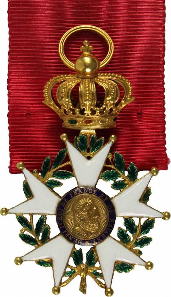 The order of the Legion of honor - photo 1