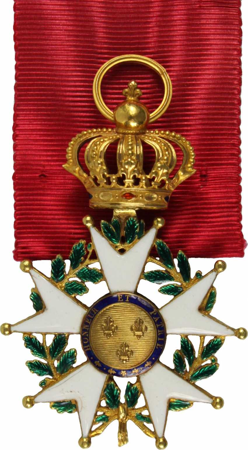 The order of the Legion of honor - photo 2