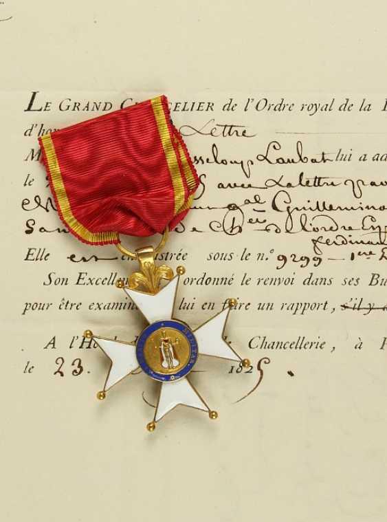 St Ferdinand's Order - photo 1