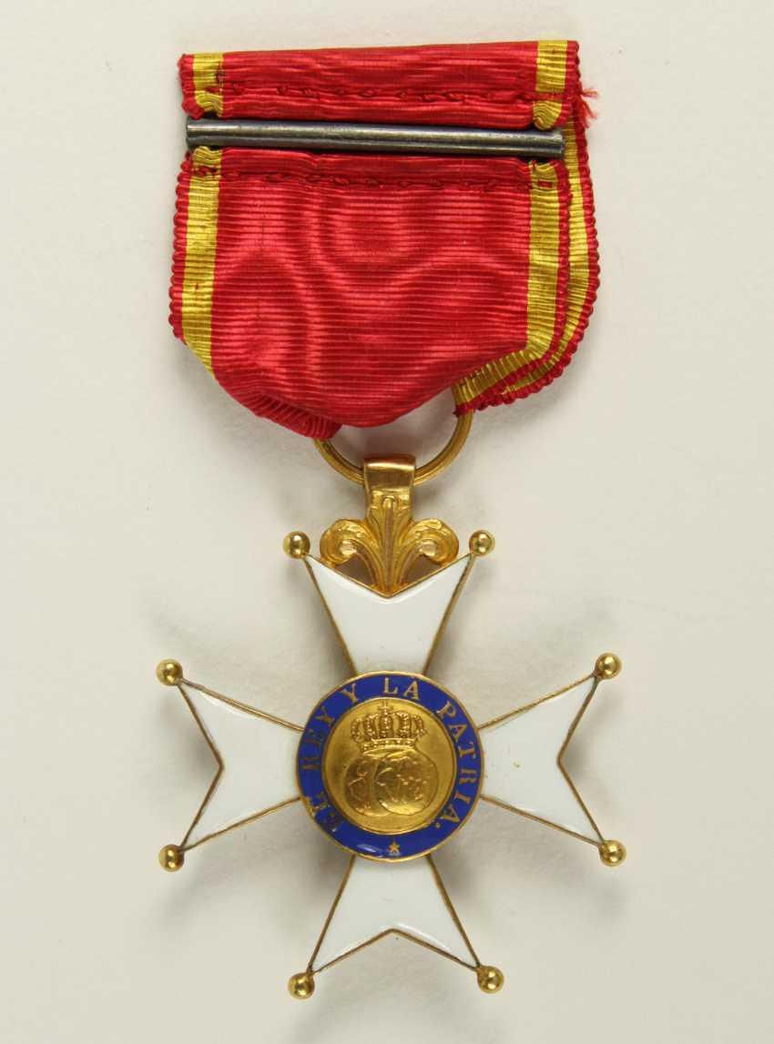 St Ferdinand's Order - photo 2