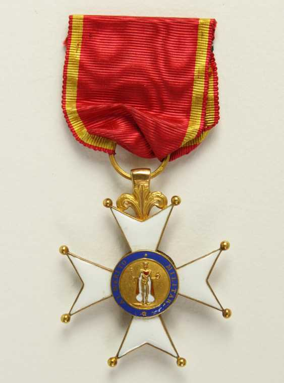 St Ferdinand's Order - photo 3