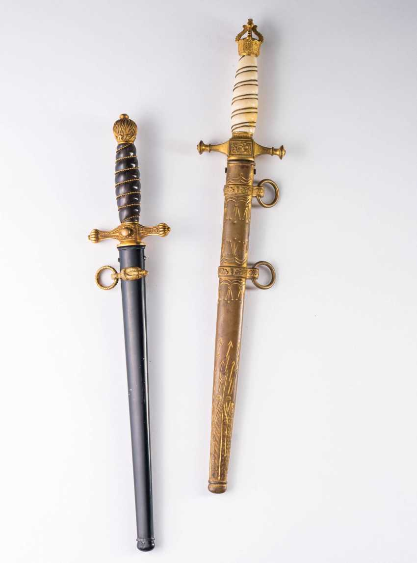 Dagger for officers of the Imperial Navy - photo 1