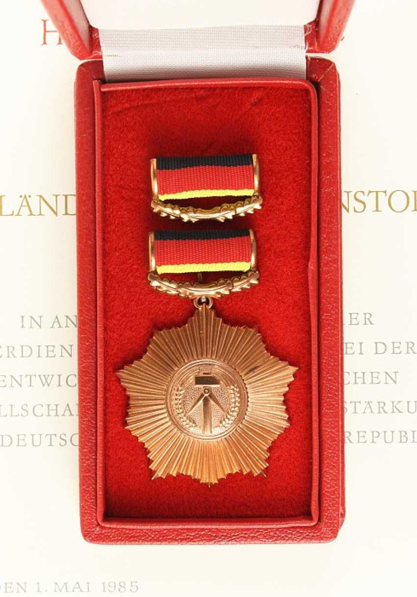 Patriotic Order Of Merit - photo 1