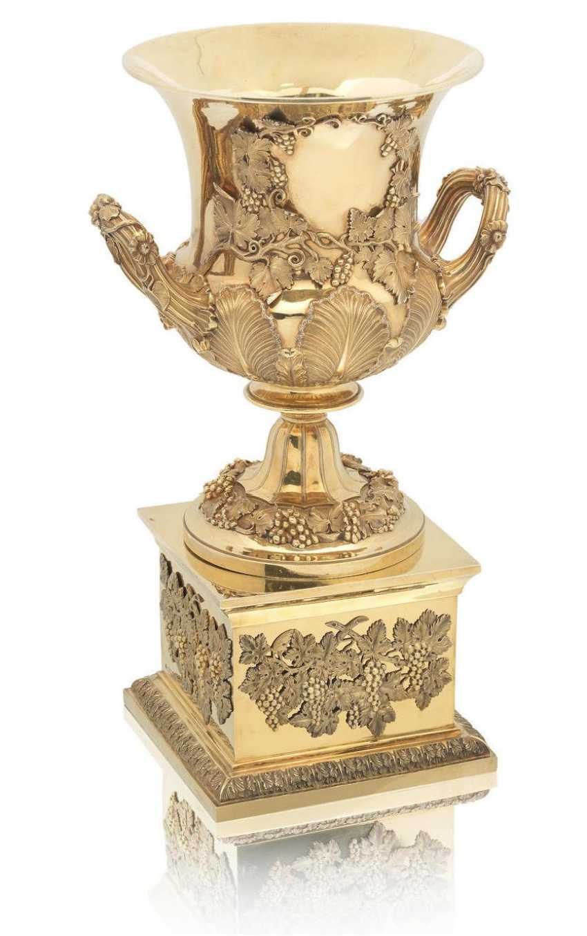A Magnificent Silver Cup - photo 1