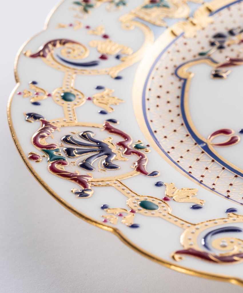 Ceremonial plate, KPM Berlin - photo 2