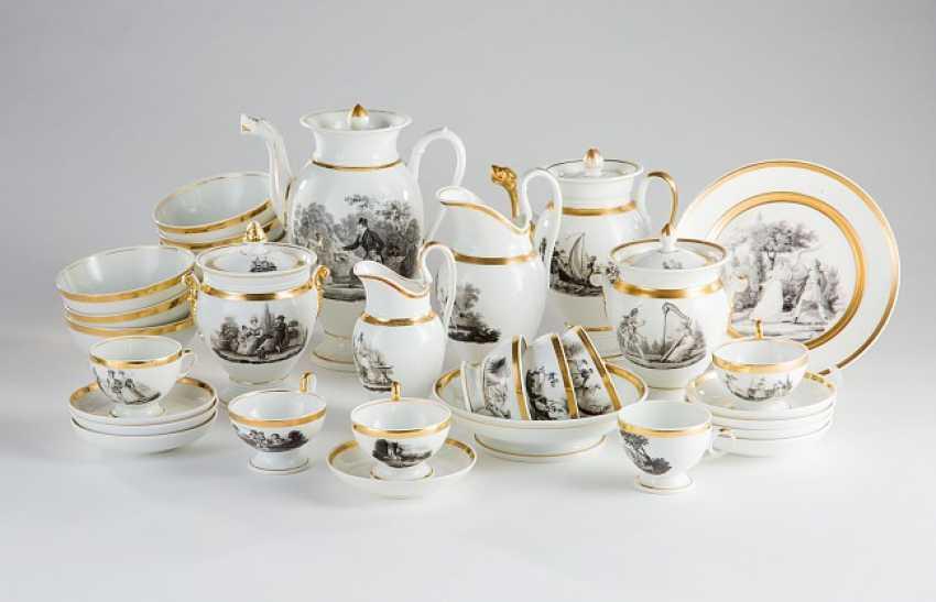 Extensive Porcelain Dagoty Paris - photo 1