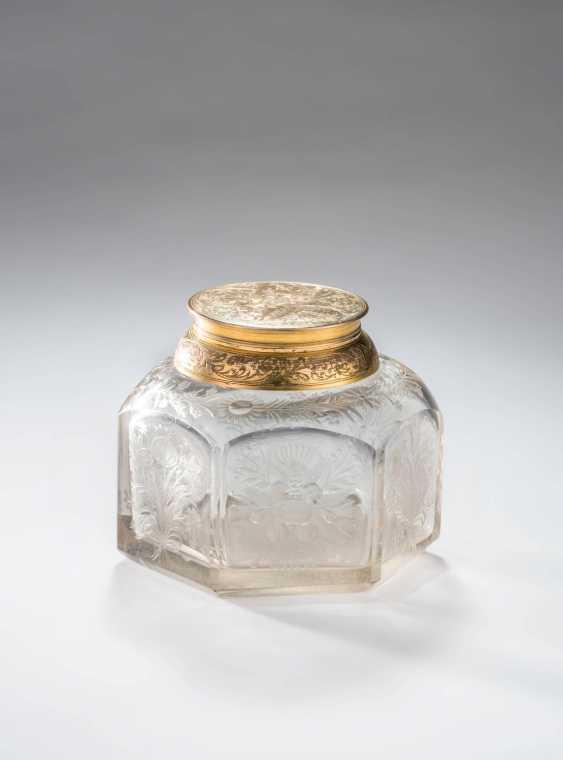 Glass Lid Box - photo 1