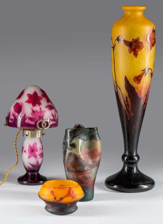 Dekorative Art Deco Lampe - photo 2