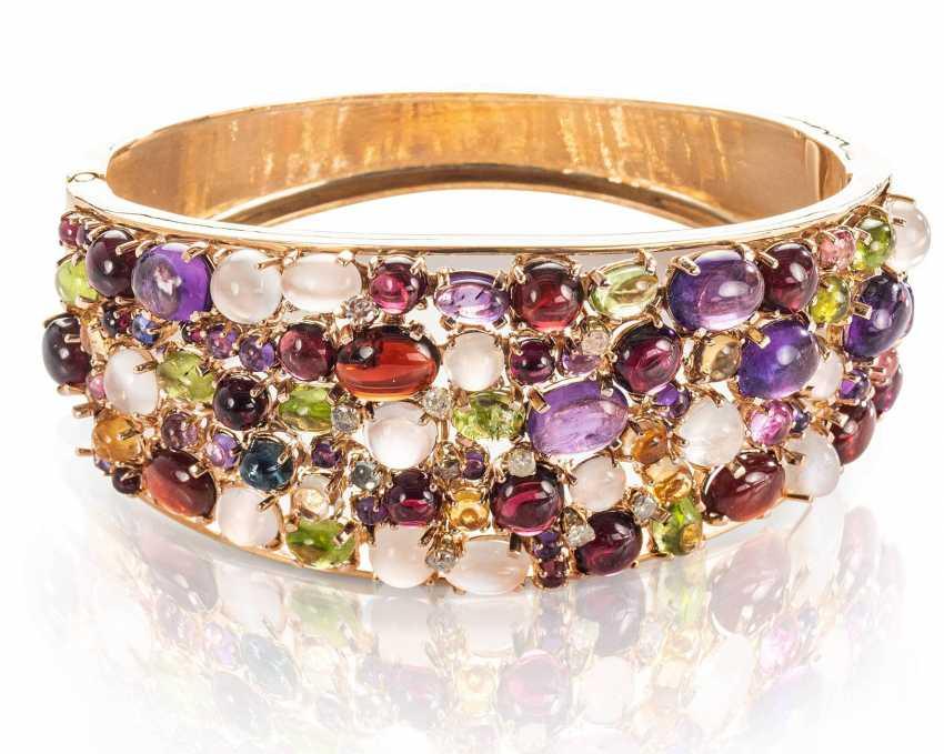 Modern Bangle Bracelet - photo 1