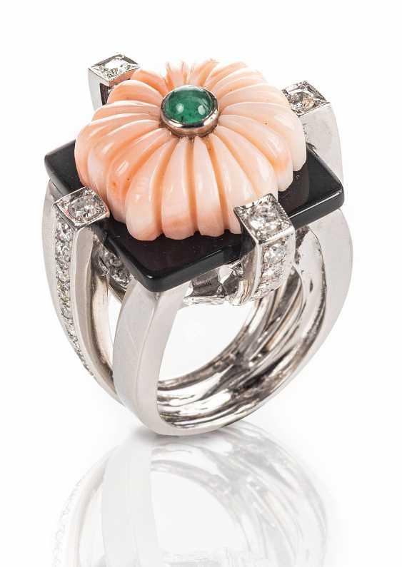 Modern Ladies Ring - photo 1