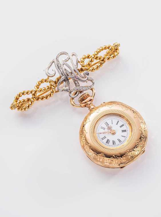 Chatelaine Ladies Pocket Watch - photo 1