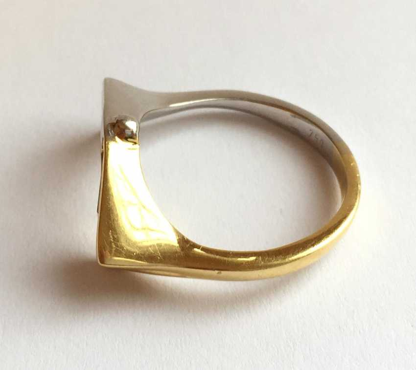 Diamond ring - photo 3