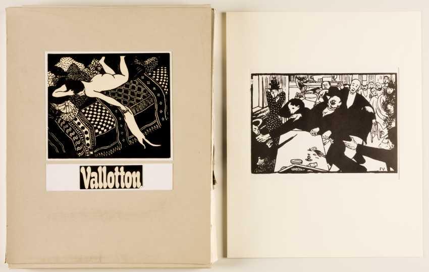 Filix VALLOTTON (1865-1925) - photo 1