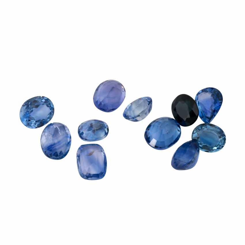 Collection bleu Saphirs - photo 2
