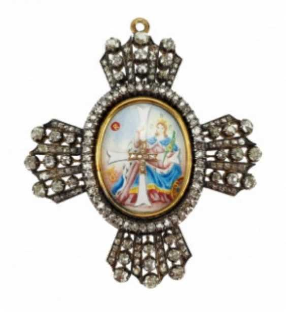 Russia: order of the Holy great Martyr Catherine, the decoration of the 1. Class.
