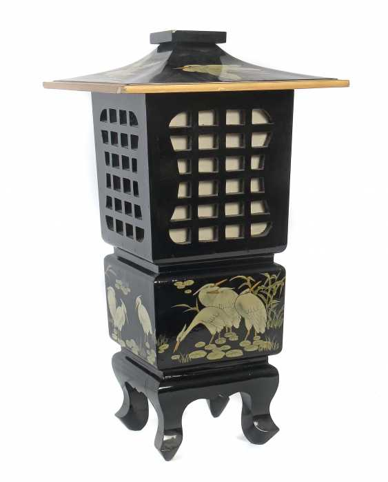 Lantern-Shaped Lamp, China, 20 - photo 1