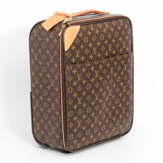 louis vuitton beliebter trolley pegase 45 kollektion 2009 los 8. Black Bedroom Furniture Sets. Home Design Ideas