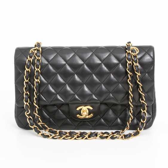 "CHANEL's coveted shoulder bag ""CLASSIC DOUBLE FLAP BAG MEDIUM"" - photo 1"