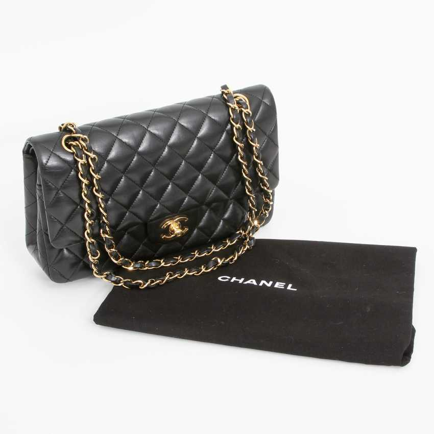 CHANEL's coveted shoulder bag