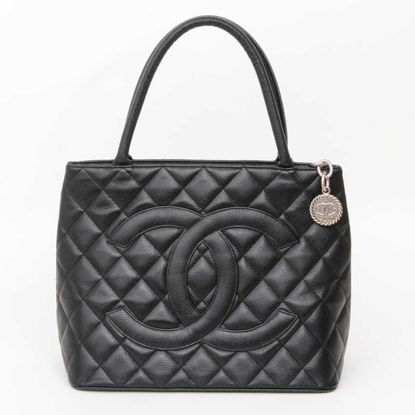 37958a58bb01c8 Lot 92. CHANEL timeless shoulder bag