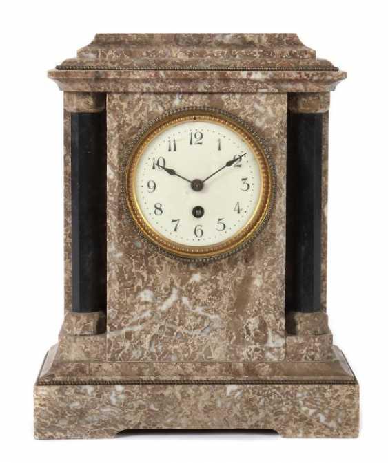 Lenzkirch Mantel Clock Black Forest - photo 1