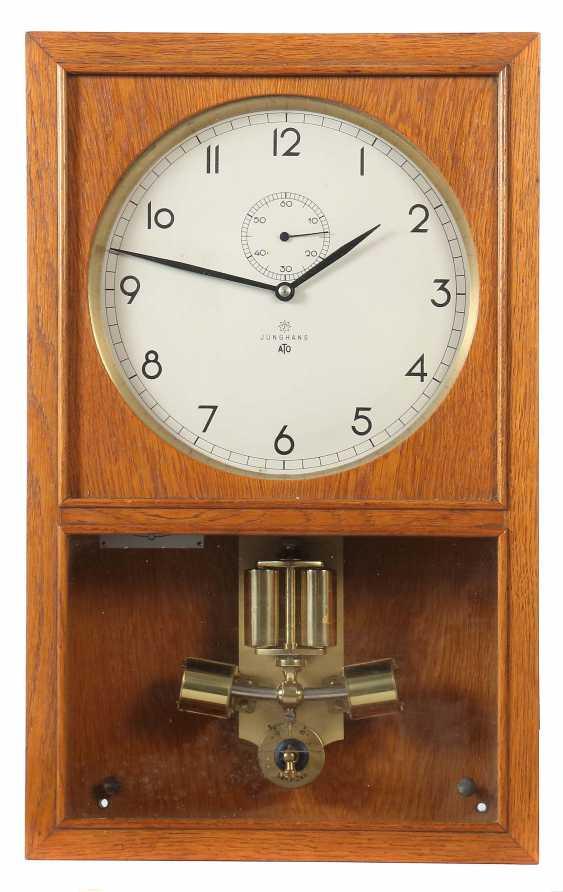 Junghans Ato Wall Clock Germany - photo 1