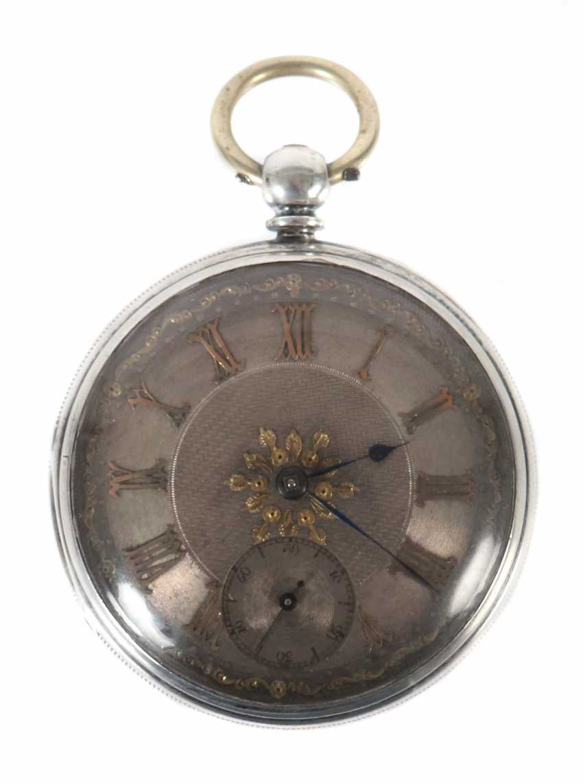 Spindle Pocket Watch London - photo 1
