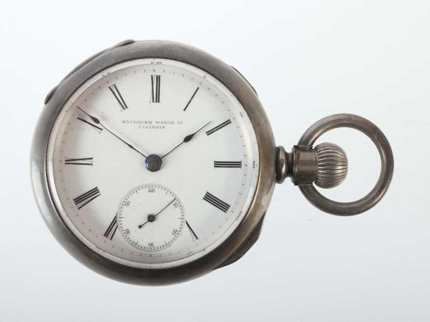 Mr Pocket Watch End Of 19th Century. Century - photo 1