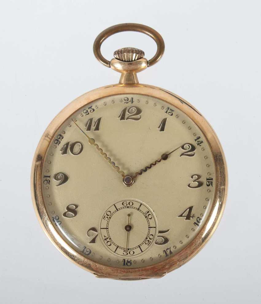 Mr. pocket watch, around 1900 - photo 1