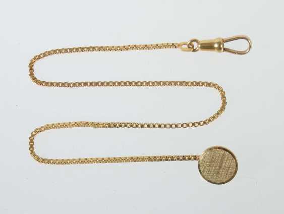Pocket watch chain 20. Century - photo 1