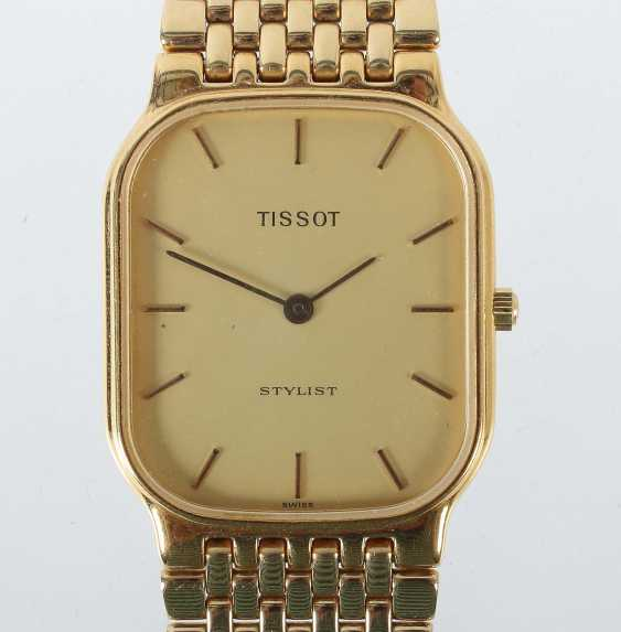 """Men's Watch """"Stylist"""" Switzerland/Tissot - photo 1"""