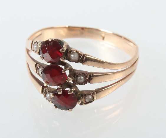 Ladies Ring, Around 1900 - photo 1