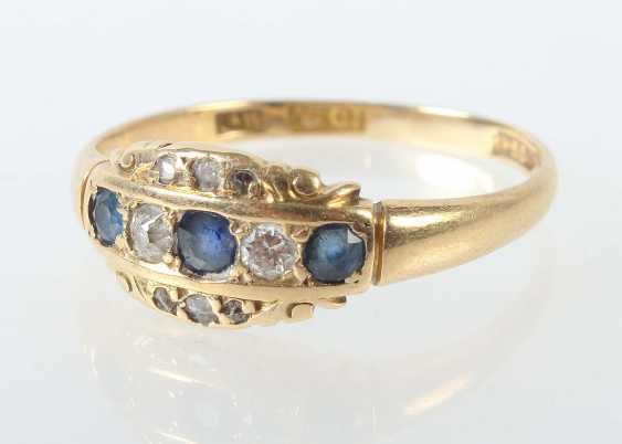 Ladies ring 1930/40s - photo 1
