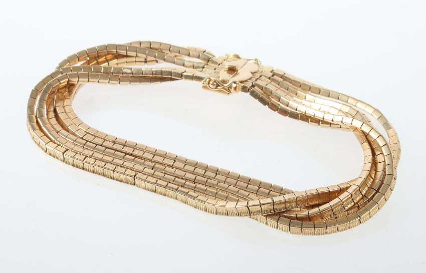 Multi-Strand Bracelet Italy/Vicenza - photo 1