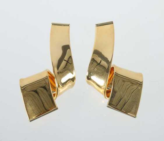 Pair of exceptional earrings Italy/Arezzo - photo 1