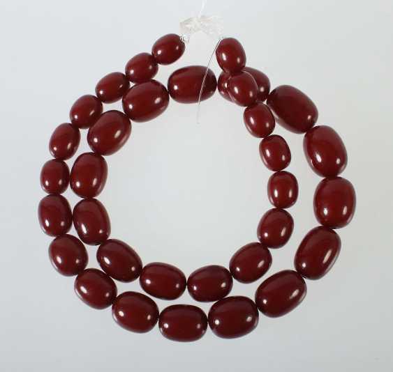 Bakelite Beads 1. Half of the 20. Century - photo 1