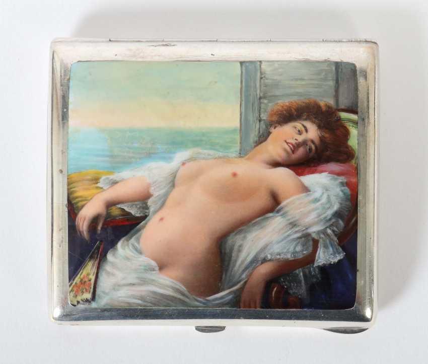 Erotica cigarette case Germany - photo 1